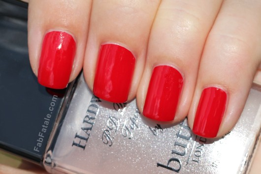 Butter London Come To Bed Red Hardwear TopCoat