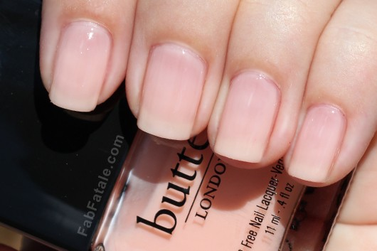 Butter London Pink Ribbon