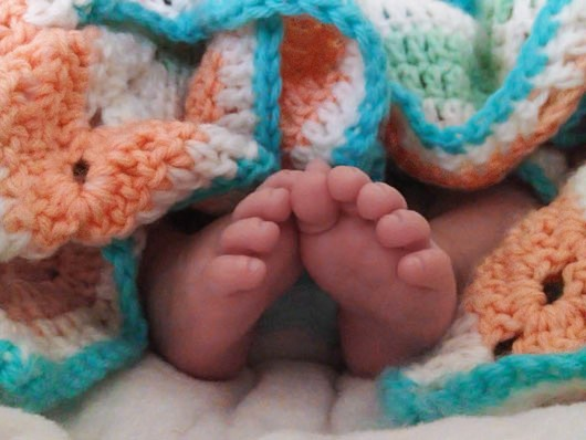 Newborn Fetal Feet