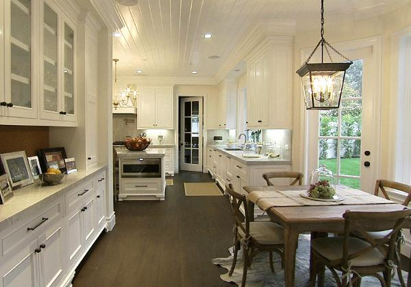 Giulianna Rancic Kitchen