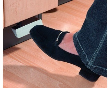 Kitchen Trash Foot Pedal