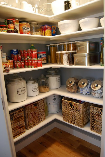 Pantry Shelves
