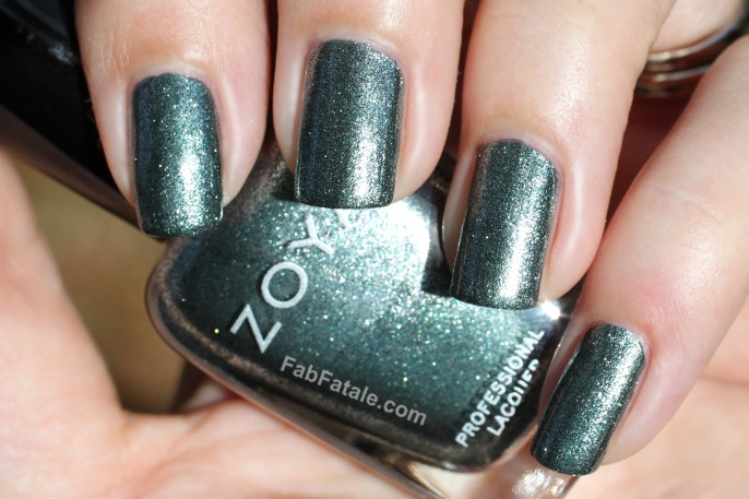 Zoya Winter 2013 Zenith Cassedy Swatch