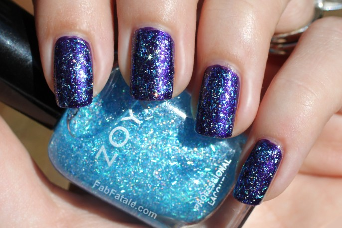 Zoya Winter 2013 Zenith Mosheen Swatch