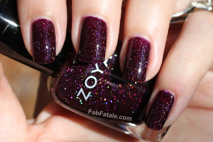 Zoya Winter 2013 Zenith Payton Swatch