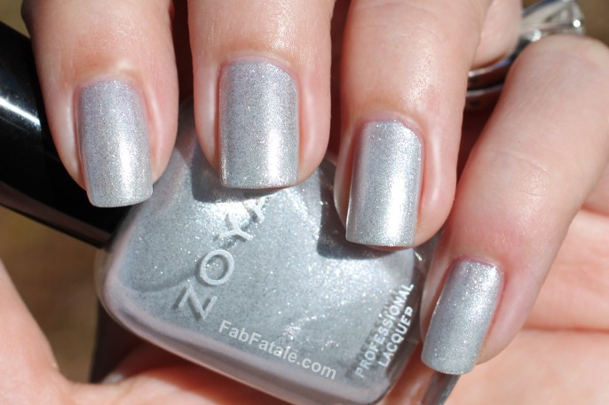 Zoya Winter 2013 Zenith Seraphina Swatch