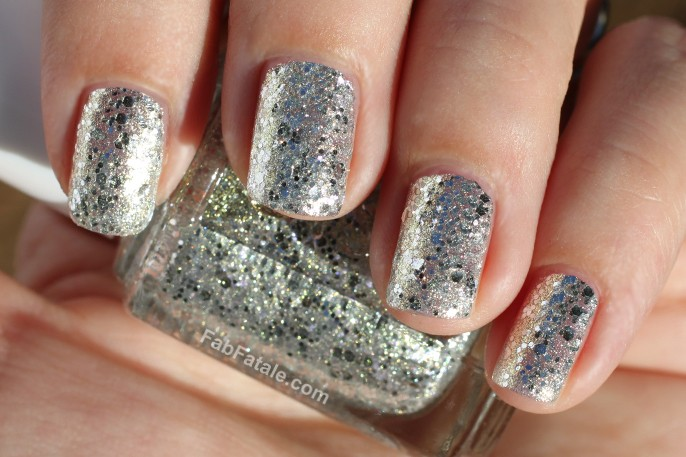 Essie Encrusted Treasures Hors 'D Oeuvres Swatch