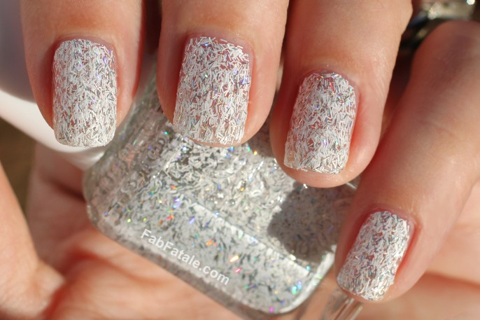 Manicure Mondays Essie 39 S Encrusted Treasures Holiday