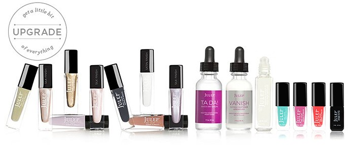 Julep January 2014 Boudoir Ultimate Giveaway