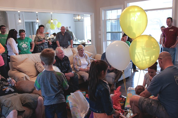 Lemonade First Birthday Party