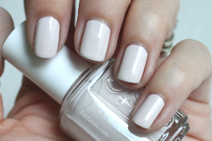 Essie Summer 2014 Swatches - Urban Jungle White Nude Orchid Cream Nail Polish