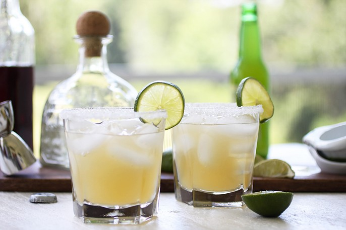 Boozey Tuesdays – Ginger Beer Margaritas