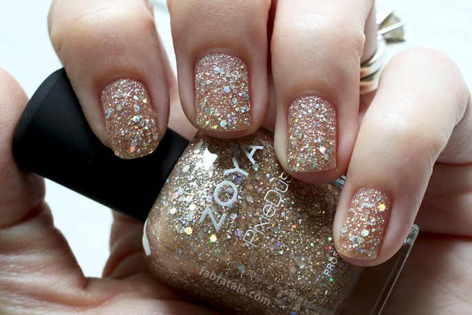Zoya Magical PixieDust Summer 2014 - Bar Swatches Giveaway