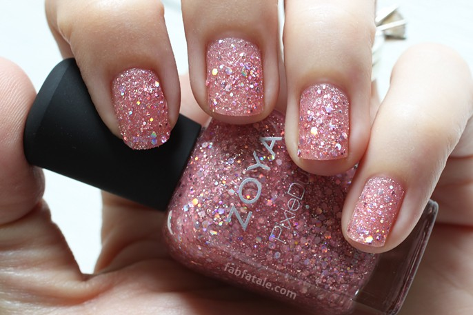 Zoya Magical PixieDust Summer 2014 - Ginni Swatches Giveaway
