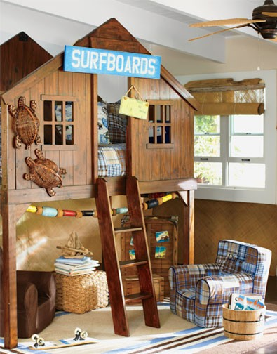 Boy Room Surf Shack