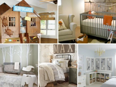 Boy Toddler Room - Home Decorating Inspiration