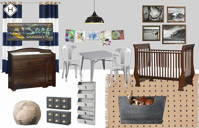 surfBeachToddlerBoyRoom