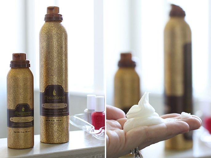 Macadamia Flawless Cleansing Conditioner Review