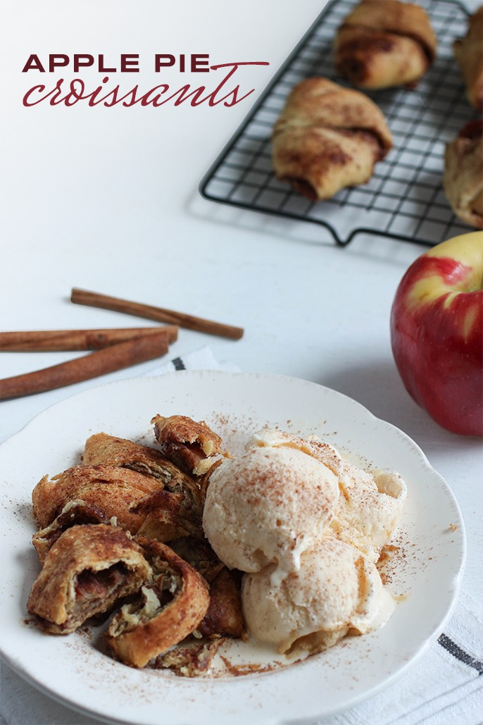 Apple Pie Croissant Recipe