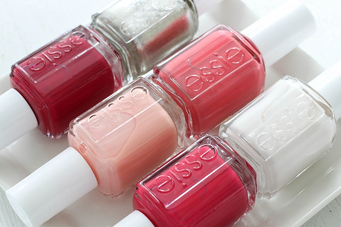 Essie Holiday Winter 2014 Swatches