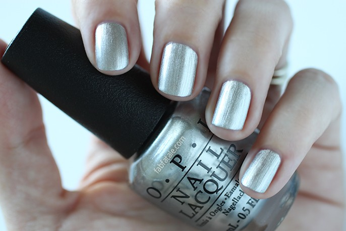 OPI Fifty Shades Of Grey My Silk Tie Swatch