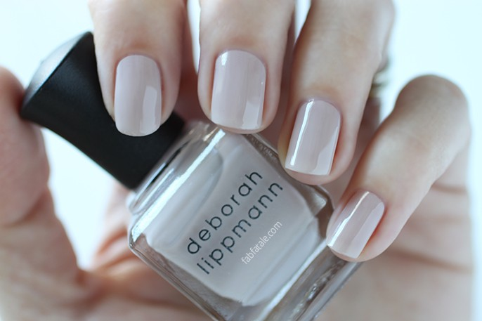 Deborah Lippmann Spring 2015 Like Dreamers Do Swatch Nail Polish