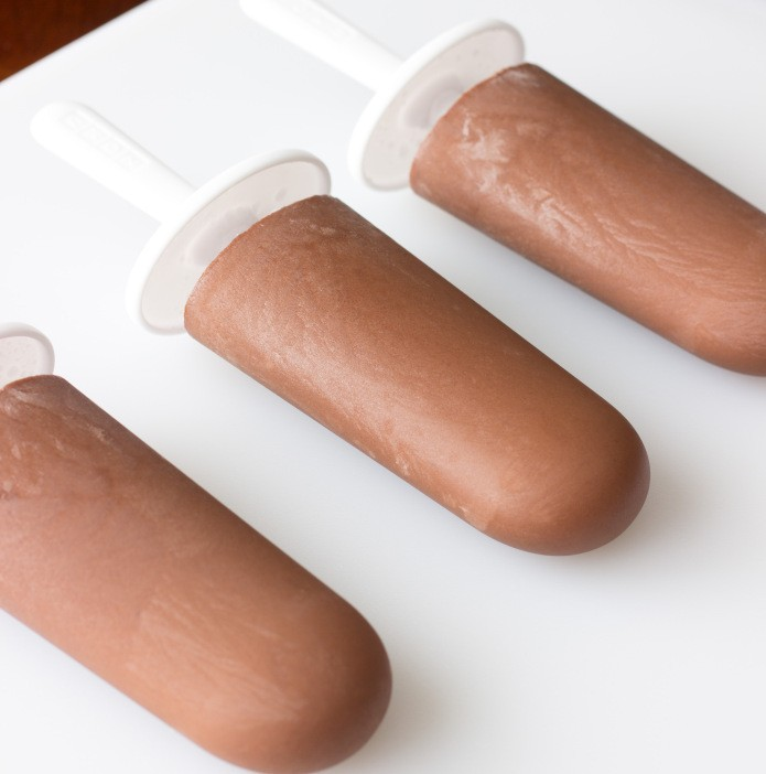 my top 5 fav nutella recipes, featuring nutella fudgesicles