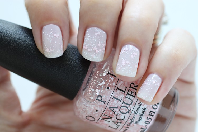 Manicure Mondays - OPI Soft Shades Collection Giveaway - Fab Fatale