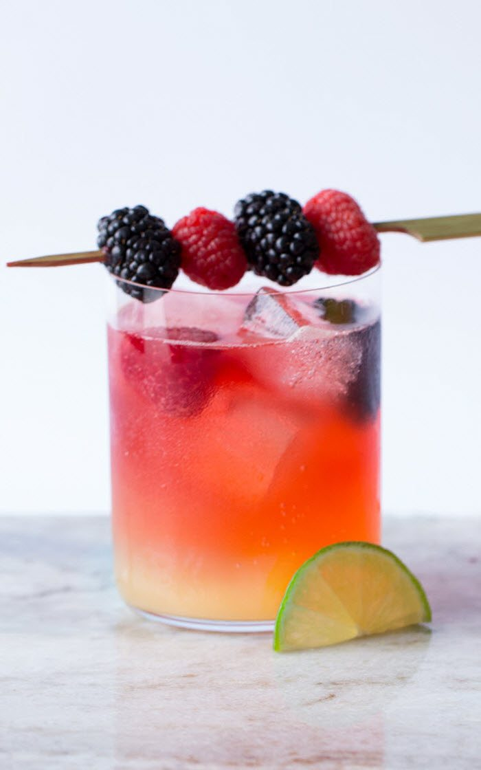 5 Festive Cinco de Mayo Cocktails - Tequila Sunrise
