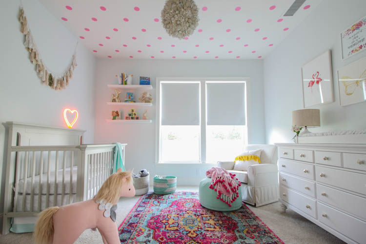 Sydney S Baby Girl Nursery Room Reveal C O Havenly Fab Fatale
