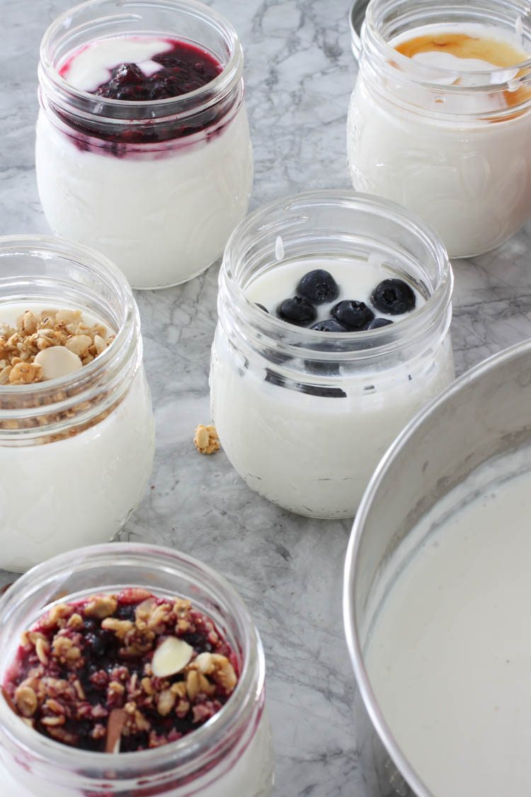 how to make instant pot yogurt, and my favorite instant pot recipes for easy weeknight dinners and meal prep