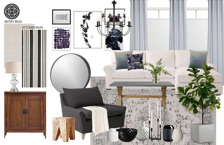 My Boho Chic Living Room Sneak K And A Giveaway Fab